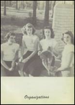 1951 Winnfield High School Yearbook Page 64 & 65