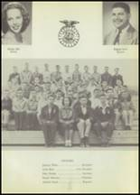 1951 Winnfield High School Yearbook Page 66 & 67