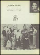 1951 Winnfield High School Yearbook Page 68 & 69