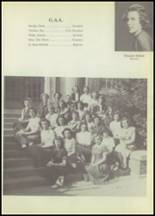 1951 Winnfield High School Yearbook Page 72 & 73