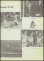 1951 Winnfield High School Yearbook Page 84 & 85