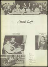 1951 Winnfield High School Yearbook Page 86 & 87