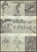 1951 Winnfield High School Yearbook Page 98 & 99
