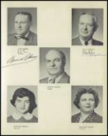 1953 Dyer Central High School Yearbook Page 10 & 11