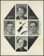 1953 Dyer Central High School Yearbook Page 12 & 13
