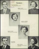 1953 Dyer Central High School Yearbook Page 16 & 17