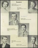 1953 Dyer Central High School Yearbook Page 18 & 19
