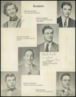 1953 Dyer Central High School Yearbook Page 22 & 23