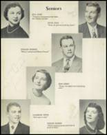 1953 Dyer Central High School Yearbook Page 24 & 25