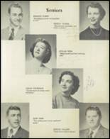 1953 Dyer Central High School Yearbook Page 26 & 27