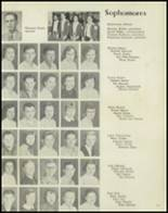 1953 Dyer Central High School Yearbook Page 36 & 37