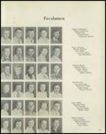 1953 Dyer Central High School Yearbook Page 42 & 43