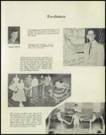 1953 Dyer Central High School Yearbook Page 44 & 45
