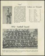1953 Dyer Central High School Yearbook Page 50 & 51