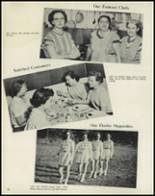 1953 Dyer Central High School Yearbook Page 76 & 77
