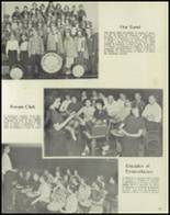 1953 Dyer Central High School Yearbook Page 78 & 79