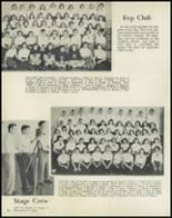 1953 Dyer Central High School Yearbook Page 80 & 81