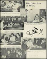 1953 Dyer Central High School Yearbook Page 82 & 83