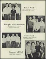 1953 Dyer Central High School Yearbook Page 84 & 85
