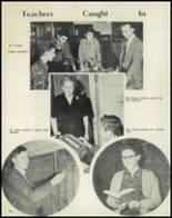 1953 Dyer Central High School Yearbook Page 88 & 89