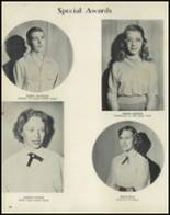 1953 Dyer Central High School Yearbook Page 90 & 91