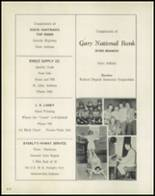 1953 Dyer Central High School Yearbook Page 116 & 117