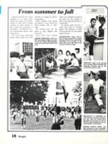 1984 Sonora High School Yearbook Page 22 & 23