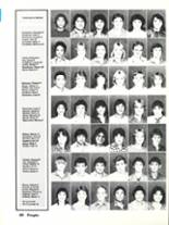 1984 Sonora High School Yearbook Page 24 & 25