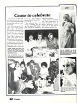 1984 Sonora High School Yearbook Page 26 & 27