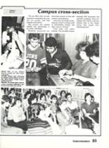 1984 Sonora High School Yearbook Page 28 & 29