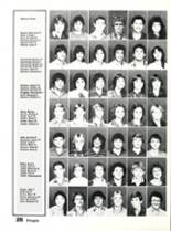 1984 Sonora High School Yearbook Page 32 & 33