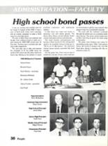 1984 Sonora High School Yearbook Page 34 & 35