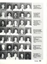 1984 Sonora High School Yearbook Page 36 & 37