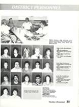 1984 Sonora High School Yearbook Page 38 & 39