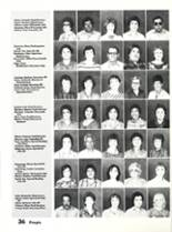 1984 Sonora High School Yearbook Page 40 & 41