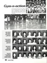 1984 Sonora High School Yearbook Page 44 & 45