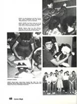 1984 Sonora High School Yearbook Page 52 & 53