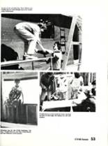 1984 Sonora High School Yearbook Page 56 & 57