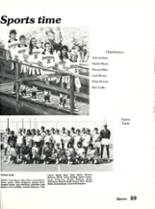 1984 Sonora High School Yearbook Page 62 & 63