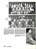 1984 Sonora High School Yearbook Page 64 & 65