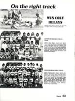 1984 Sonora High School Yearbook Page 66 & 67