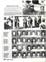 1984 Sonora High School Yearbook Page 72 & 73
