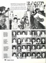 1984 Sonora High School Yearbook Page 74 & 75