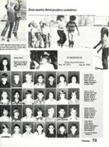 1984 Sonora High School Yearbook Page 76 & 77