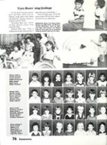 1984 Sonora High School Yearbook Page 80 & 81