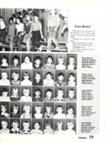 1984 Sonora High School Yearbook Page 82 & 83