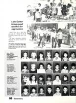 1984 Sonora High School Yearbook Page 84 & 85