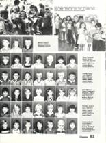 1984 Sonora High School Yearbook Page 86 & 87