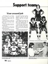 1984 Sonora High School Yearbook Page 94 & 95