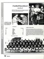 1984 Sonora High School Yearbook Page 96 & 97